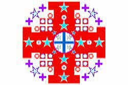 Catholic Cross Tattoos Designs