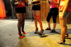 Fake Prostitutes in Geylang Backlane