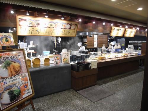セルフうどん『丸亀製麺』(橿原店)-03