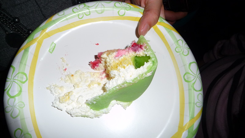 Princess Cake from Aquavit