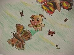 Nemu & Butterflies