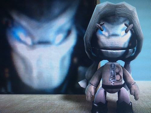 epredator little big planet style