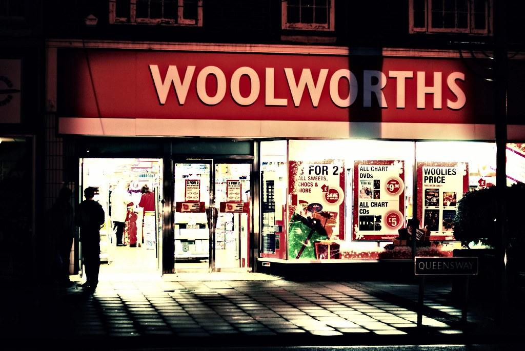 332 366 - Farewell Woolies