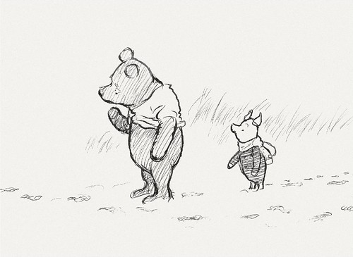 Oh Pooh, Do You Think It's A - A - A Woozle.