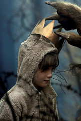Where The Wild Things Are (scozzese) Tags: max children book wolf wherethewildthingsare sendak spikejonze wolfsuit