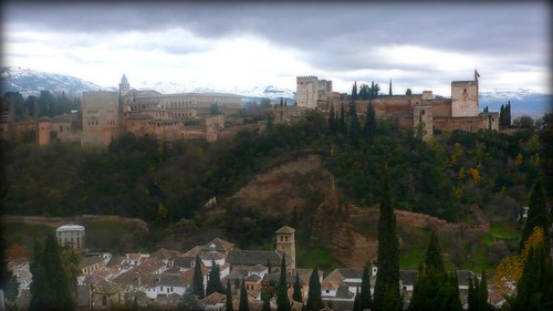 Alhambra - Granada - Spain