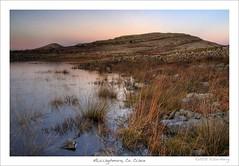 Mullaghmore Dusk (HaukeSteinberg.com) Tags: ireland landscape published dusk limestone burren karst hdr mullaghmore nto tonemapped fineimage