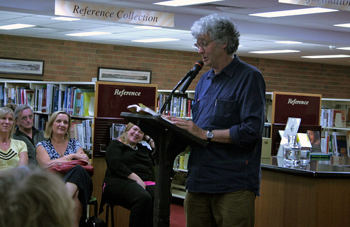 Michael Leunig at Mosman Library