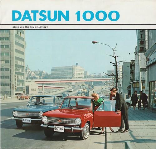 Datsun 1000 01