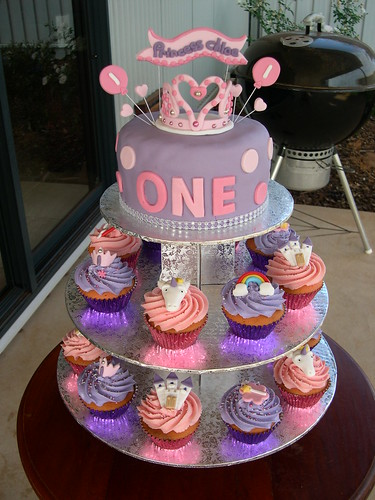 1st Birthday Cake Designs