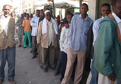 Hargeisa First Day (Yusuf Dahir's Somaliland Photos) Tags: voters registration somaliland