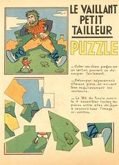 tailleur puzzle