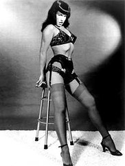 Iconic Bettie Page Dies at 85