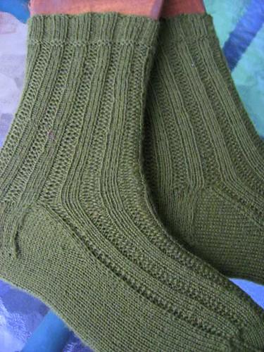 Roza's socks for satu