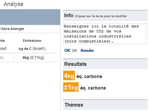 Boîte infos Verteego Carbon innovation