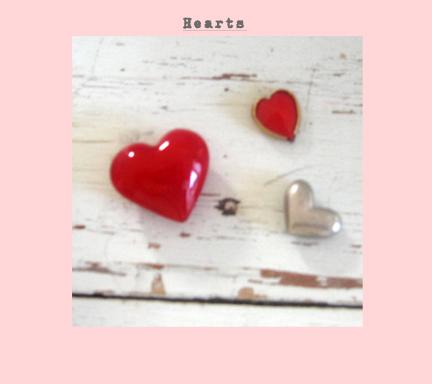 many hearts copy
