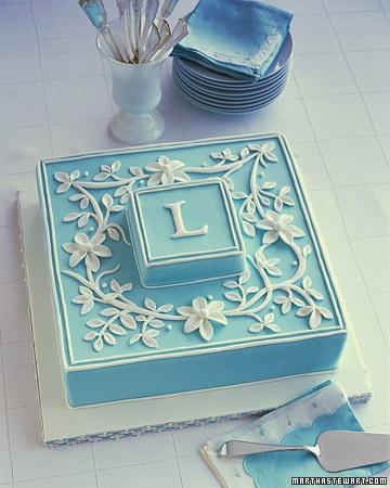 cake, via ms weddings