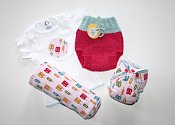 Goodnight Sweet Girl - 4 piece set - newborn *summer sale*