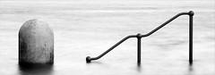 Steps to nowhere (Colin Cruickshank Photography) Tags: longexposure bw nikon silveraward havredespas d700 colincruickshank landscapephotographeroftheyear harvedespas 1stquartelymono2008 eistedfodd09 jpccompetitionentry2008