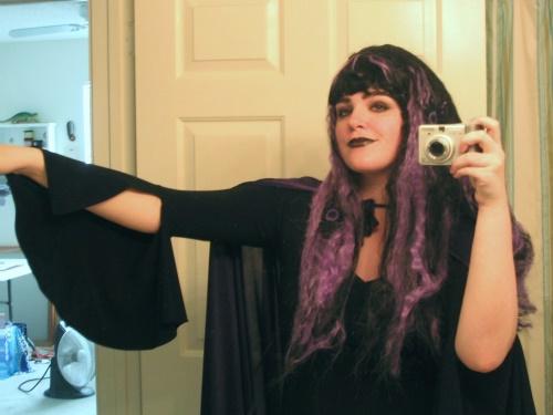 Halloween 09 - me