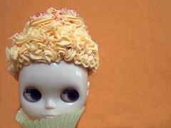 Tasty Blythe Cupcake