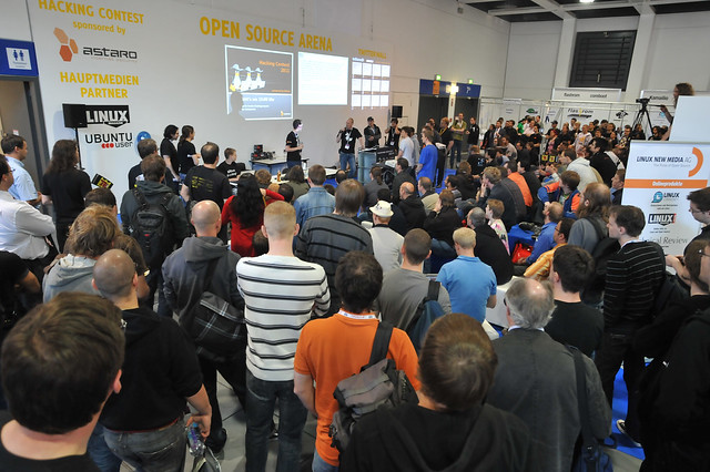 LinuxTag 2011 - Hacking Contest