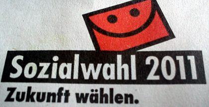 Sozialwahl 2011 - 1