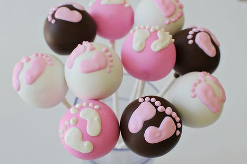 Baby Shower Cake Pop Ideas