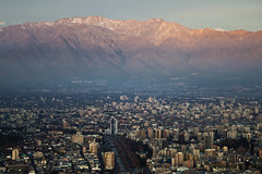 Santiago de Chile (Fabro - Max) Tags: chile santiago view aerialview vista sudamerica santiagodechile vistaaerea vistaaérea santiagodochile skyscrapercity regiónmetropolitana southameria