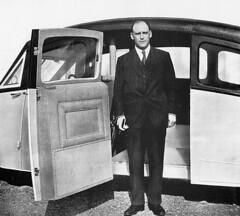 1930 Burney Streamline and Sir Charles Dennistoune Burney (kitchener.lord) Tags: auto uk streamline 1930 burney dieselpunk