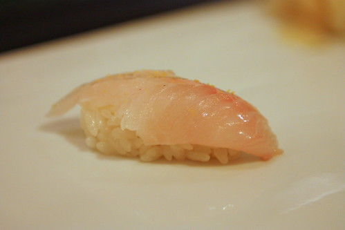 Kinmedai (Alfonsino with Lemon and Himalayan Sea Salt)