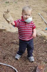 Jack gardening