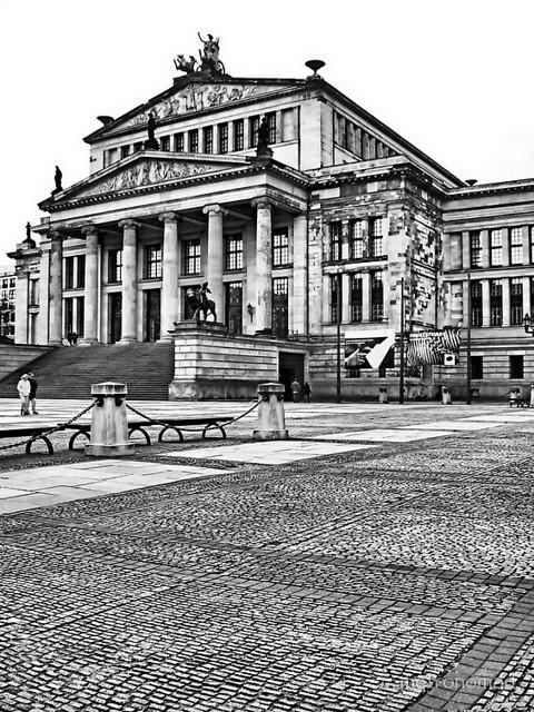 Konzerthaus am Gendarmenmarkt by Metronomad