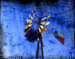 Texas Windmill (crowt59) Tags: blue windmill texas grunge east layers rustyandcrusty blueribbonwinner intrigued getrdun crowt59 clevercreativecaptures digitaleditionaddicts