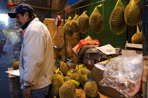 buy ur durian here!