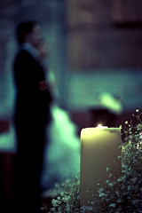 the candle of life (Luis Montemayor) Tags: mexico candle dof boda weding veronica vela cuernavaca morelos cabestany