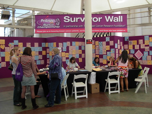 Survivor wall