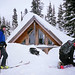 Guided Ski Touring - Whistler Area