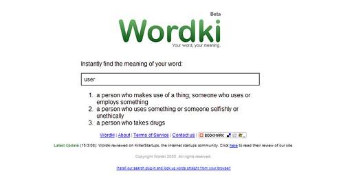 Wordki