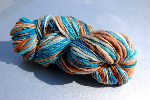 Beachy yarn