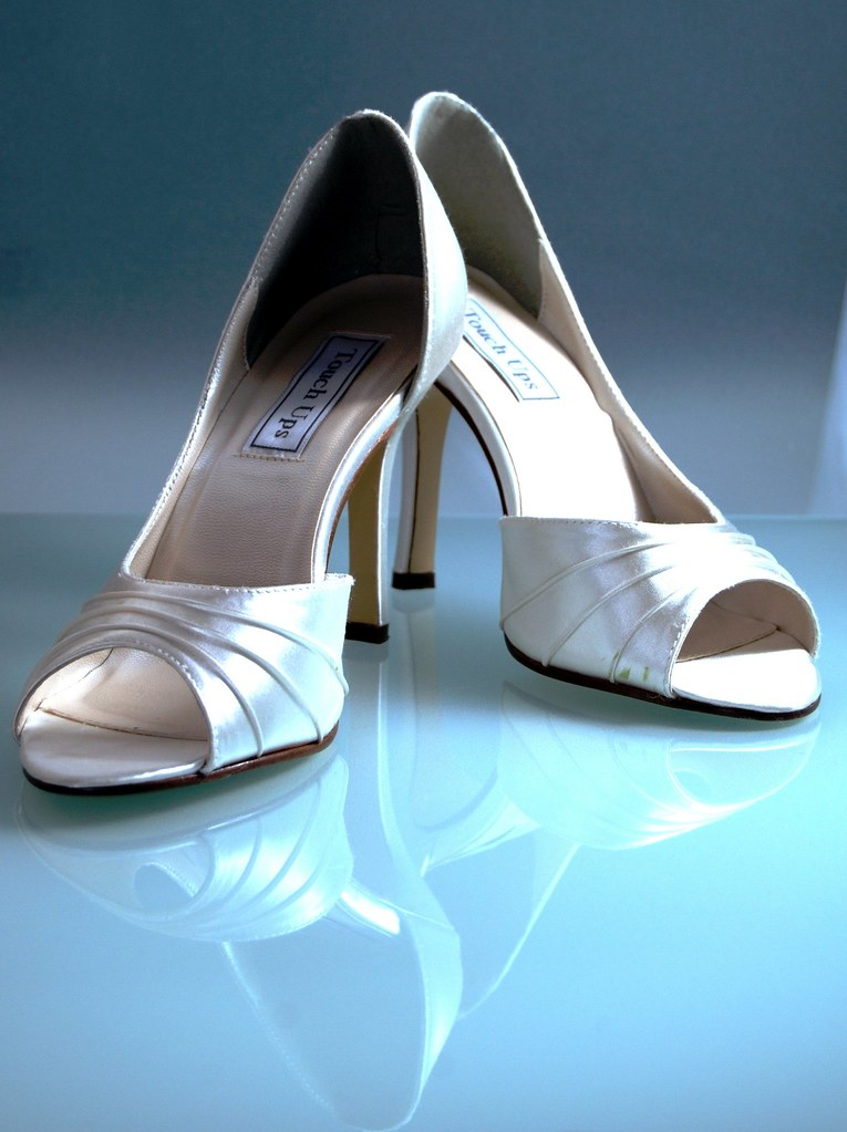 Wedding Shoes - The Day After