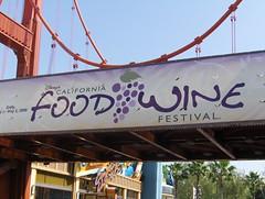 food & wine banner