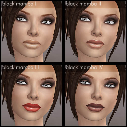 Mellie3 Makeups__0047_Honey [black mamba]