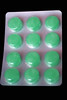 Throat Lozenges (incurable_hippie) Tags: winter cold detail macro green closeup pain health strip medicine temperature virus flu soothing infection medication tablets relieve soothe blisterpack lozenges sorethroat symptoms