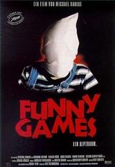 Funny Games cartel pelicula de Michael Haneke
