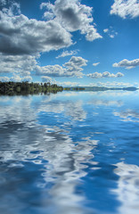 Lake of hope (TimOve) Tags: lake flood fake plugin refleksjon canonefs1022mmf3545usm falsk canoneos400d