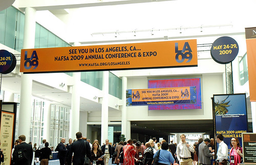 Closing Reception of NAFSA 2008 Conference