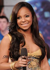 ashanti on mtv