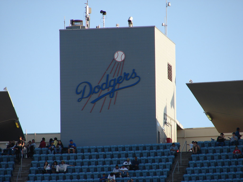 Dodgers by Xurble, on Flickr