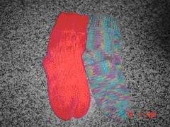 meias curtas